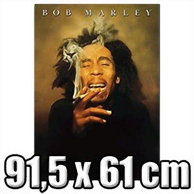 Bob marley smoking posters