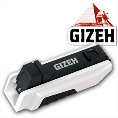 how to use a gizeh cigarette roller
