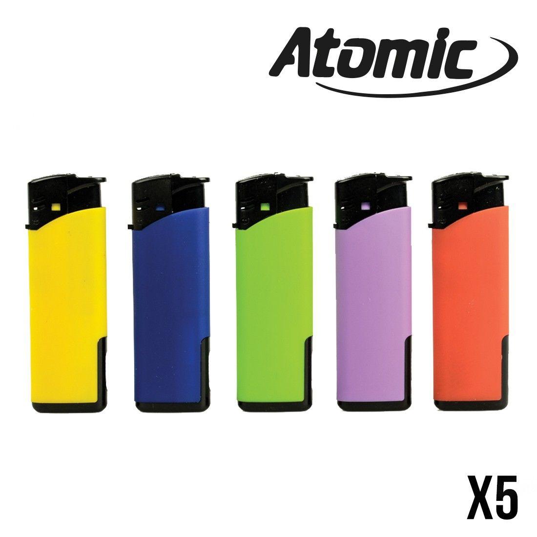Briquet Led Atomic Factory S Turbo X5Disponible Sur kZXuwPTiOl