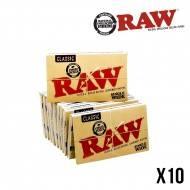 .RAW REGULAR X10