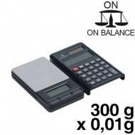 BALANCE CALCULATRICE CL-300