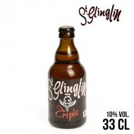 BIERE ST GLINGLIN TRIPLE 33CL