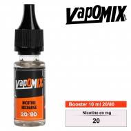 BOOSTER NICOTINE 20MG 20/80 10ML