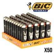 BRIQUET BIC COOL ANIMAL X50