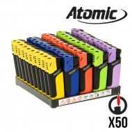 BRIQUET FLAMME ROUGE SOFT X50