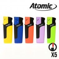 BRIQUET FLAMME ROUGE SOFT X5