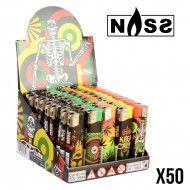 BRIQUET NASS RASTA SMOKE X50