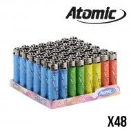 BRIQUET ATOMIC CHILL X48