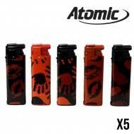BRIQUET ATOMIC DECOR BODY X5