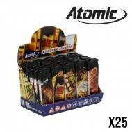 BRIQUET ATOMIC TURBO CASINO X25