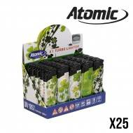BRIQUET ATOMIC TURBO TREFLE X25