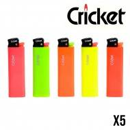 BRIQUET CRICKET FLUO X5