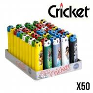 BRIQUET CRICKET HYPE DOGGY X50