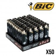 BRIQUETS BIC ELECTRONIQUES DIAM X50