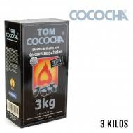CHARBON COCOCHA NATUREL SILVER 3KG