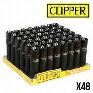 CLIPPER ALL BLACK SOFT X48