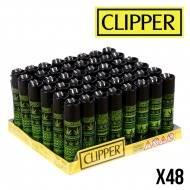 CLIPPER LEAF STRIPS X48