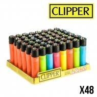CLIPPER SOLID FLUO X48