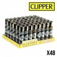 CLIPPER THE BULLDOG INCA X48
