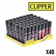 CLIPPER JET SKULL X48