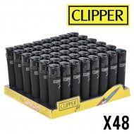CLIPPER SOFT JET ALL BLACK X48