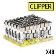 CLIPPER THE BULLDOG HEARTS X48
