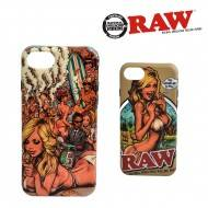 COQUE RAW POUR IPHONE 6 - 7 - 8