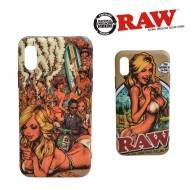 COQUE RAW POUR IPHONE X - XS