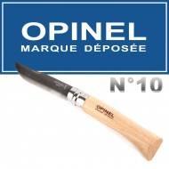 COUTEAU OPINEL N°10 AVEC TIRE-BOUCHON