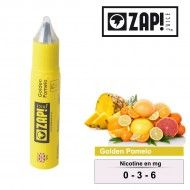 E-LIQUIDE ZAP JUICE GOLDEN POMELO 10ML