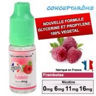 E-LIQUIDE CONCEPTAROME FRAMBOISE