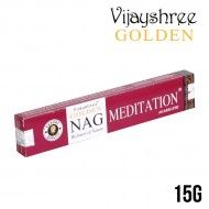 ENCENS GOLDEN NAG MEDITATION 15G