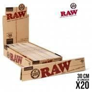 FEUILLES RAW HUGE X20