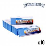 FILTRES CARTONS ELEMENTS X10 NON PERFORE