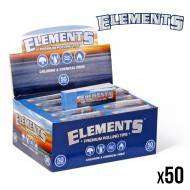 FILTRES CARTONS ELEMENTS X50 NON PERFORE