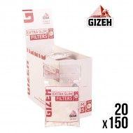 FILTRE GIZEH EXTRA SLIM X20