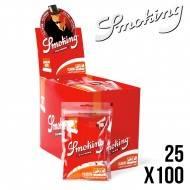 FILTRES SMOKING REGULAR X25