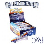FILTRES CARTON ELEMENTS CONIQUE X24