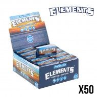 FILTRES CARTON ELEMENTS LARGE PERFORES X50