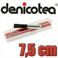 FUME CIGARETTE ARGENT 7.5 CM