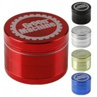 GRINDER GREEN MACHINE 4 PARTIES 50mm