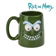 MUG 3D PICKLE RICK