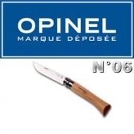 COUTEAU OPINEL N°6
