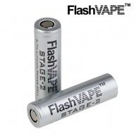 PACK 2 PILES 3,7 V CONVECTION POUR FLASHVAPE