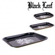 PLATEAU METAL BLACK LEAF