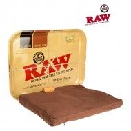 PLATEAU RAW DELUXE AVEC COUSSIN