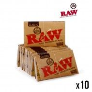 .RAW REGULAR X10