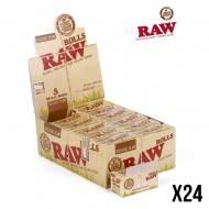 RAW ROLLS ORGANIC X24