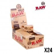 RAW ROLLS REGULAR X24