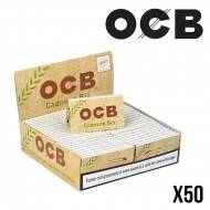 OCB CHANVRE BIO REGULAR x50